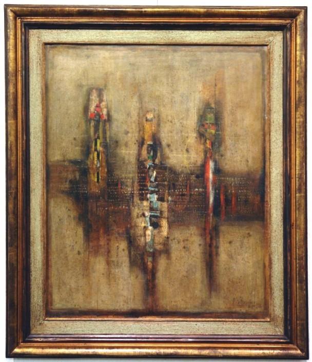 Composition I - Unikat - 1971